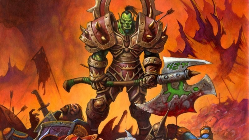Warrior Guide – Fury (60) - Legacy WoW - Addons and Guides for