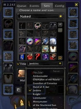 Item Rack Legacy Wow Addons And Guides For Vanilla Tbc And Wotlk