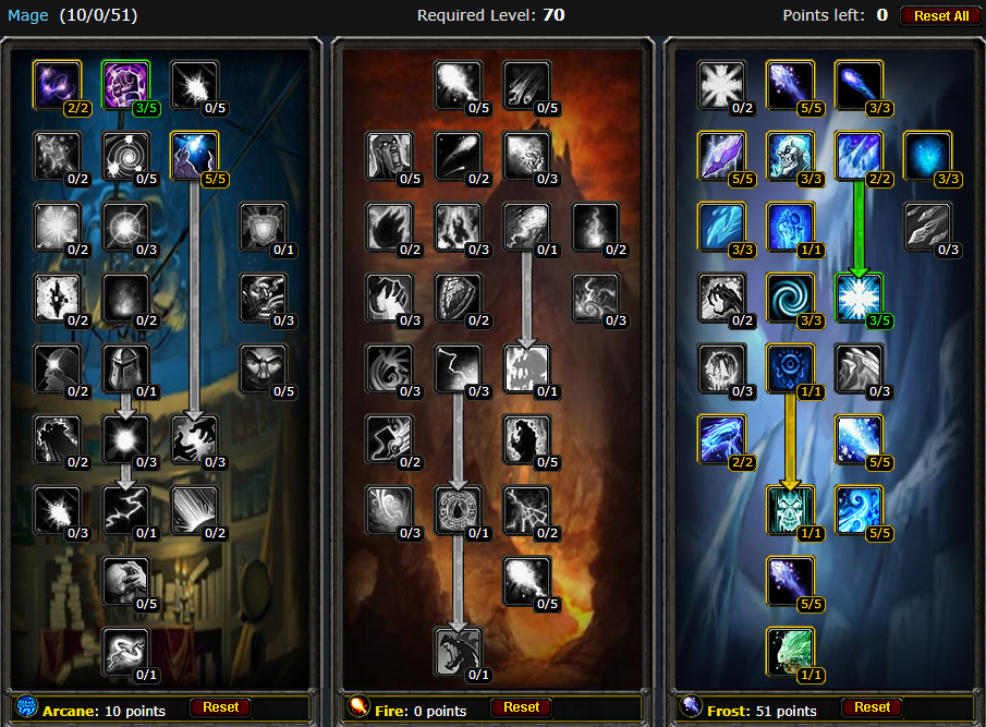 Pve Tbc Frost Mage Dps Guide Short
